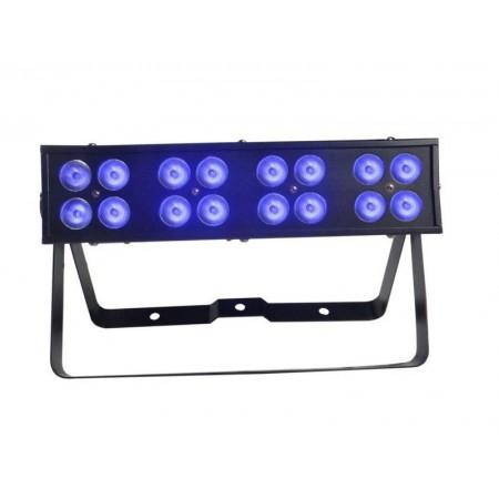 UV BARLED 16x3W - POWER LIGHTING - Lumière noir