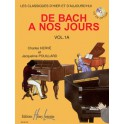 DE BACH A NOS JOURS - Ed HENRY LEMOINE - Livre piano