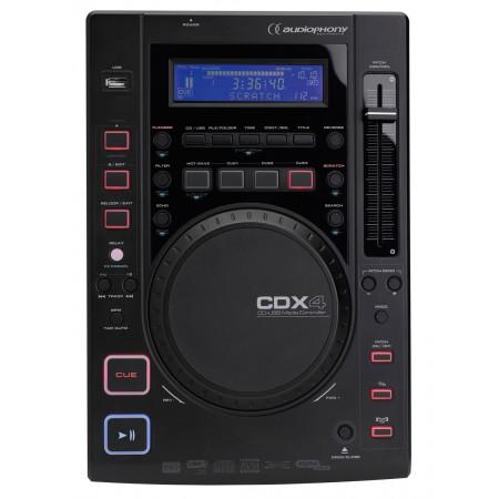 CDX4 - AUDIOPHONY - Lecteur CD
