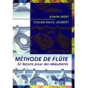 C06358 - LIVRE - METHODE DE FLUTE VOL 1