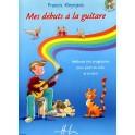 "Méthode de guitare- ""MES DEBUTS A LA GUITARE"" de KLEYNJANS"