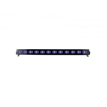 UV BAR LED 12x3W - POWER LIGHTING - Barre à led UV