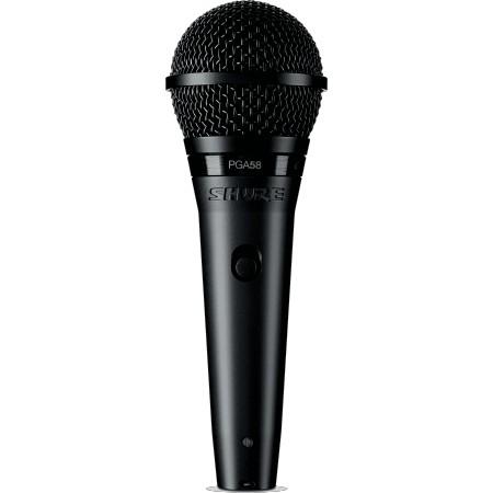 PGA58-XLR - SHURE - Micro voix