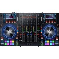 MCX8000 - DENON DJ - Controleur Hybride 4 voies Serato DJ + USB Engine