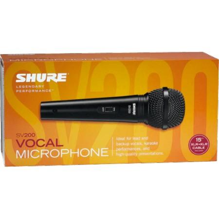 SV200 - SHURE - Micro voix