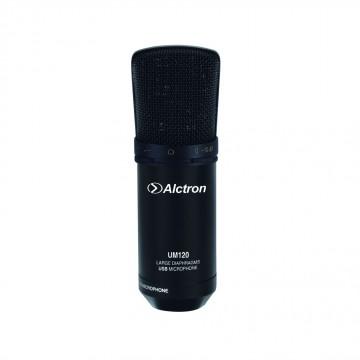 UM 120 - ALCTRON - Micro de studio USB