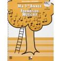 MA 1 ERE ANNEE DE FORMATION MUSICALE - SICILIANO Marie-Hélène - Edition H Cube
