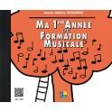 CD - MA 1 ERE ANNEE DE FORMATION MUSICALE - SICILIANO Marie-Hélène - Edition H Cube