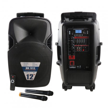 BM1012 - KARMA - Enceinte amplifiée portable