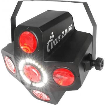CIRCUS2 - CHAUVET DJ - Effet d'animation LED