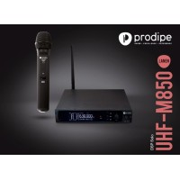 UHF M850 DSP Solo - PRODIPE - Micro sans fils