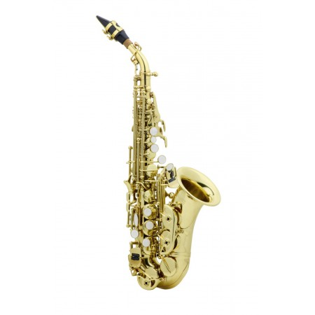 S-818L-III - ALYSÉE - Saxophone Soprano Courbé