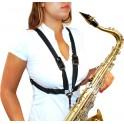 S41SH - BG - Harnais femme pour saxophone