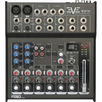 Ev10fxi Fiveo By Montarbo Table De Mixage Chris Music