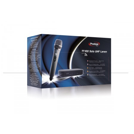 PRO UHF TT100 LANEN - PRODIPE - Micro sans fils