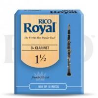 ROYAL - RICO - Anche Clarinette Bb